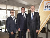 Mitgliederversammlung des Rohrleitungsbauverbandes bestätigt Präsidium