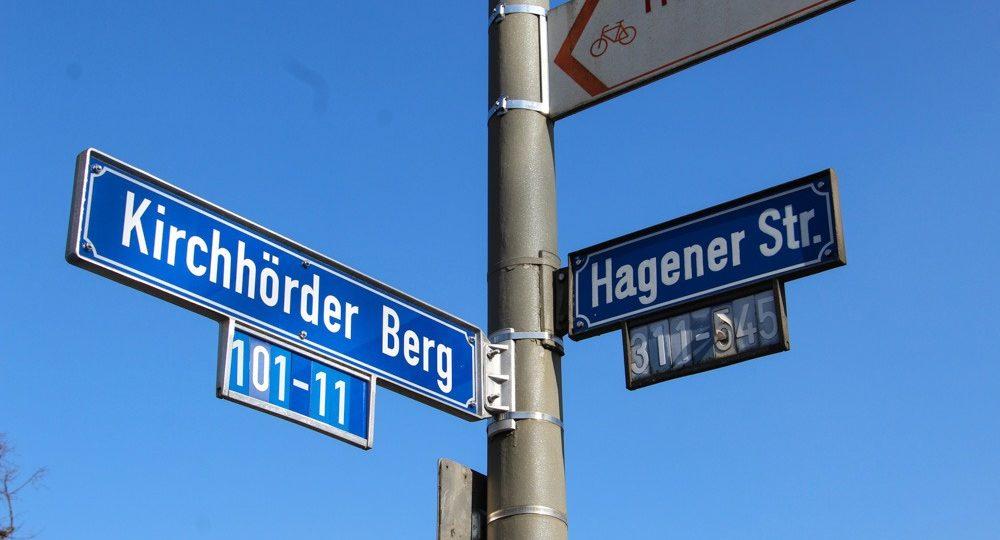 Versorgungsleitung Hagenerstr. | Dortmund